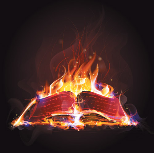 Burning Fire | Free Vector Graphic Download