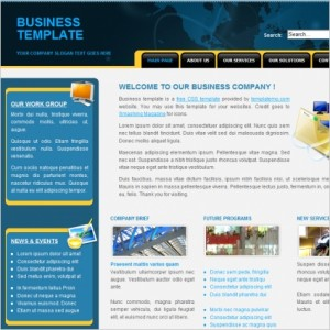 Business Template 1