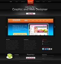 Port Folio Template 1