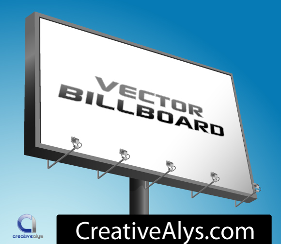 Advertising Billboard