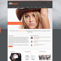 Biscayne Web Template 1