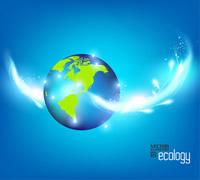 Blue Earth Light 1