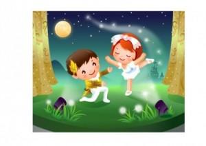 Boy & Girl Dancing 1