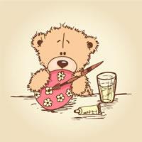 Cartoon Bear 1