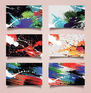 Colorful Business Card Templates 2