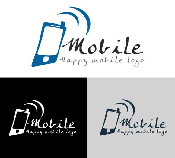 Happy Mobile Logo