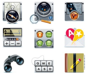 Navigation Icons 2
