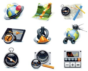 Navigation Icons