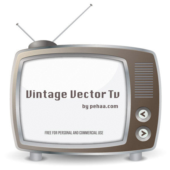 Retro TV | Free Vector Graphic Download