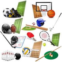 Sports equipment 2 1