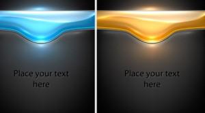 Stereo Luminous Background