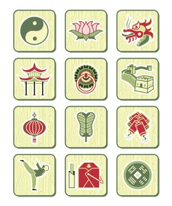 Traditional Chinese symbols 2
