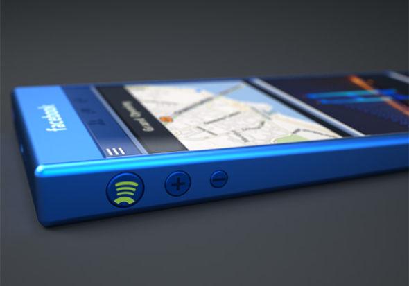 Facebook Concept Phone 3