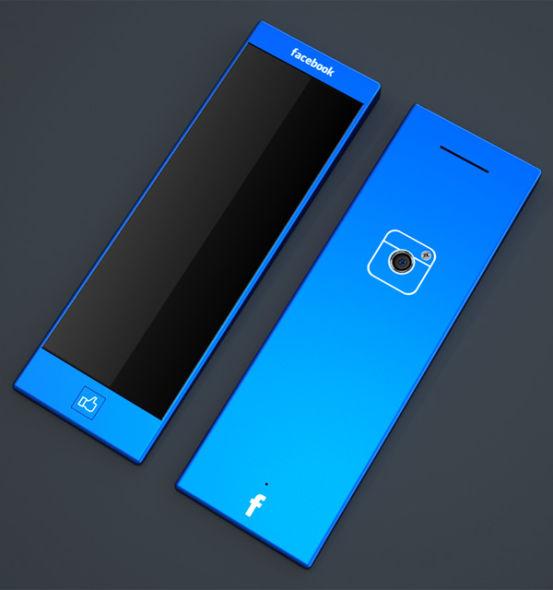 Facebook Concept Phone 4