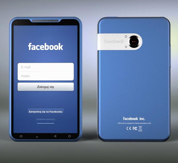 Facebook Concept Phone 5