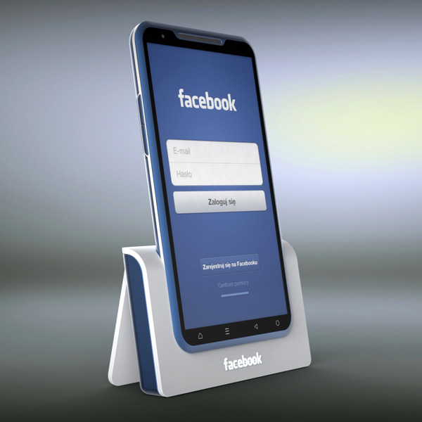 Facebook Concept Phone 6
