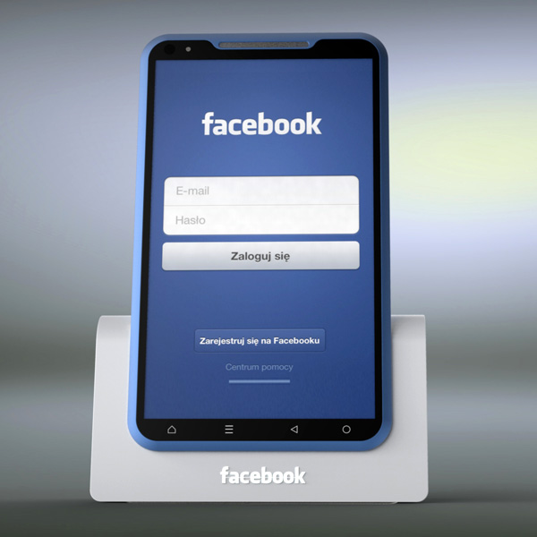 Facebook Concept Phone 7