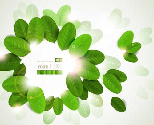 Green Leaf Banner 2