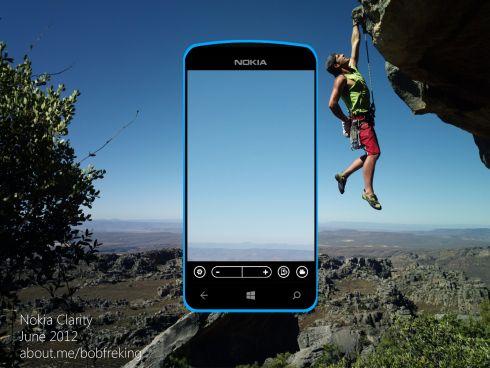 Nokia Windows Phone 8 Concept Phone 2