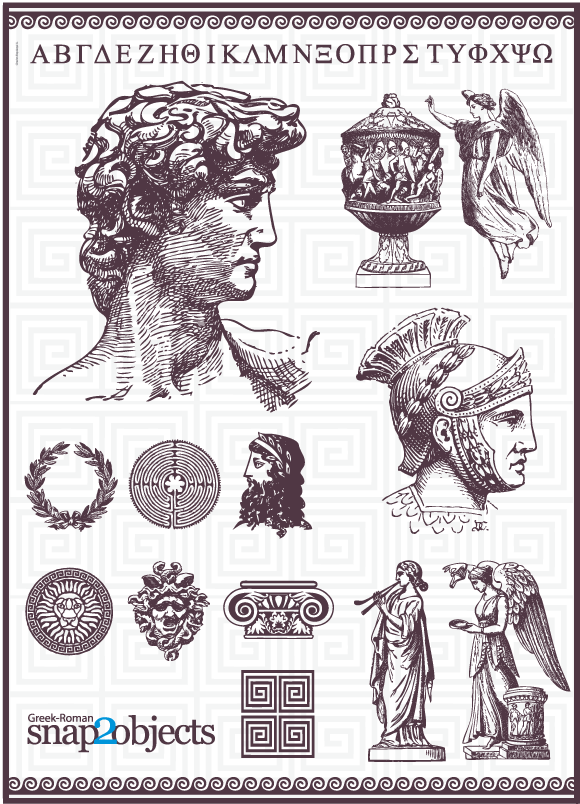 Roman Vector Pack
