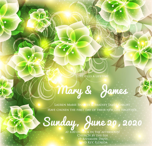 Mary & James Flower