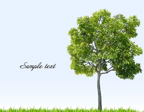 Tree Vector 2