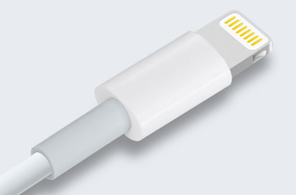 Apple's Lightning cable