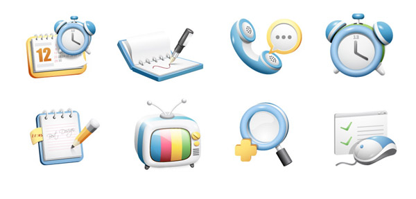Common Small Icons
