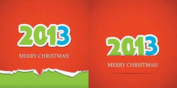 2013 Merry Christmas Card 2