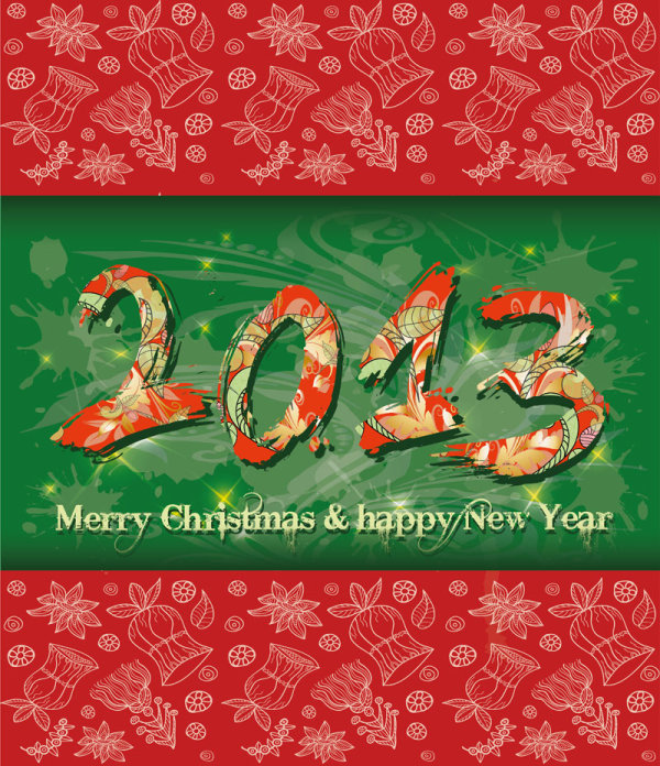 2013 Merry Christmas & Happy New Year 2