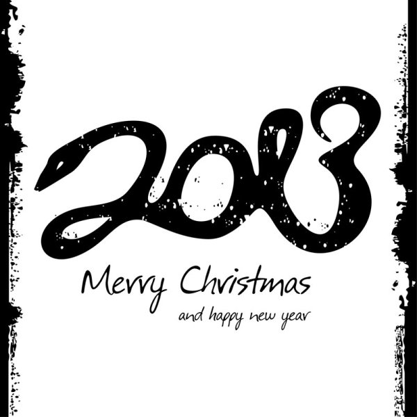 2013 Merry Christmas & Happy New Year