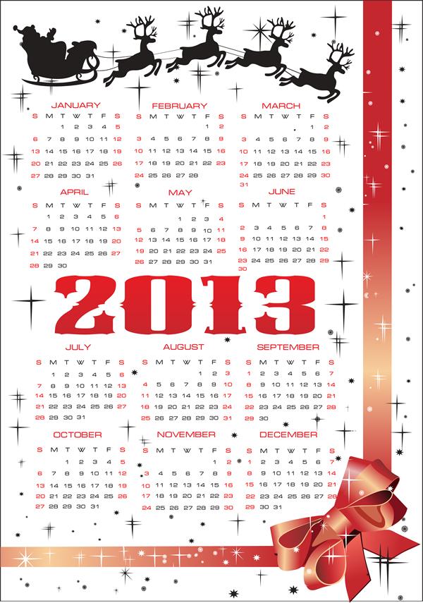 Calendar 2013 13
