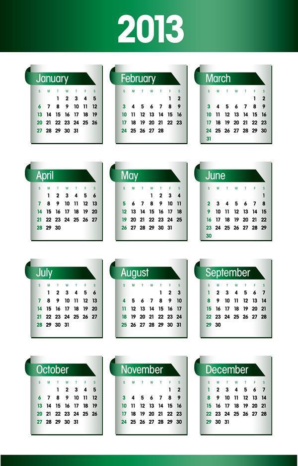 Calendar 2013 17
