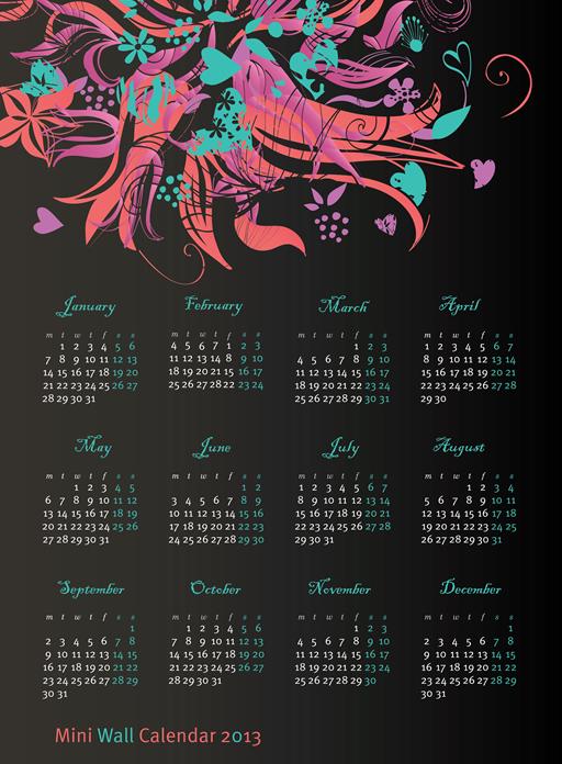 Calendar 2013 18