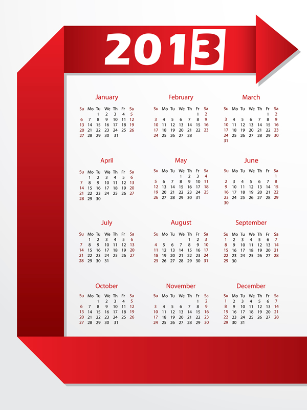 Calendar 2013 20