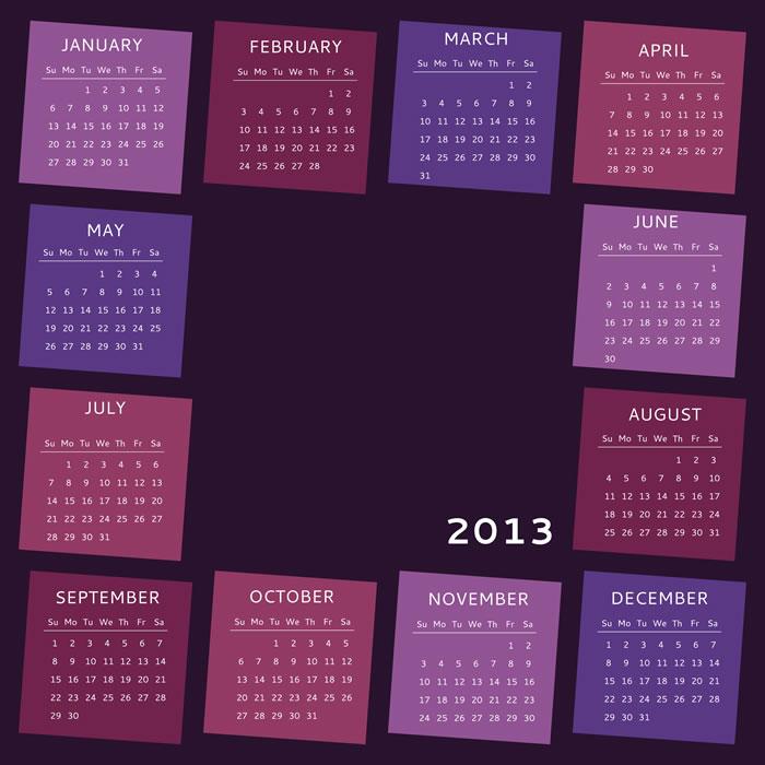 Calendar 2013 22