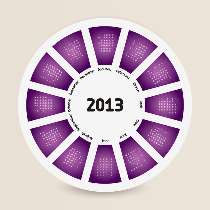 Calendar 2013 24