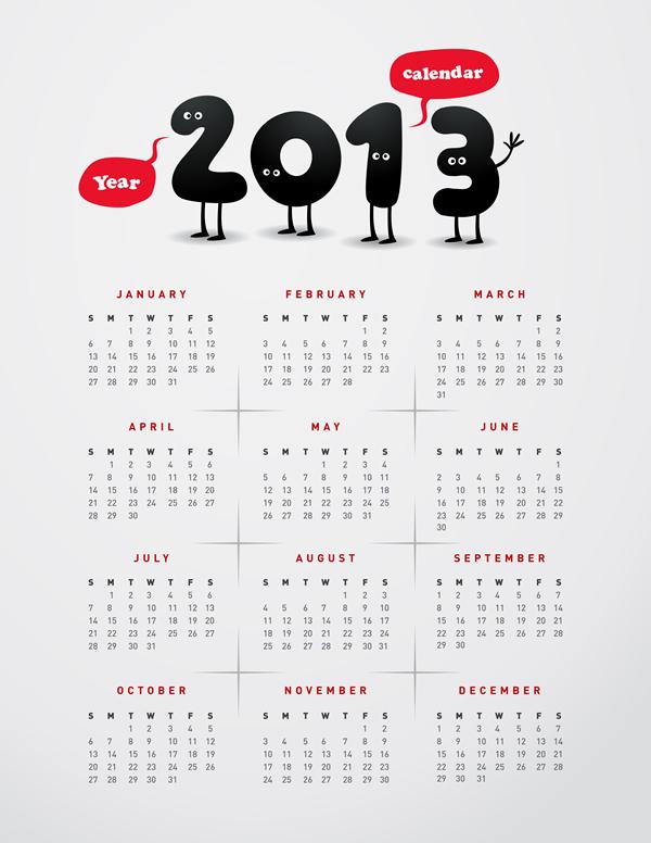 Calendar 2013 29