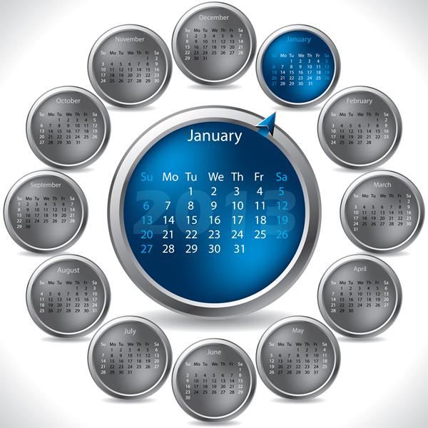 Calendar 2013 3