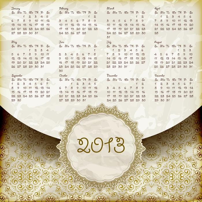 Calendar 2013 39