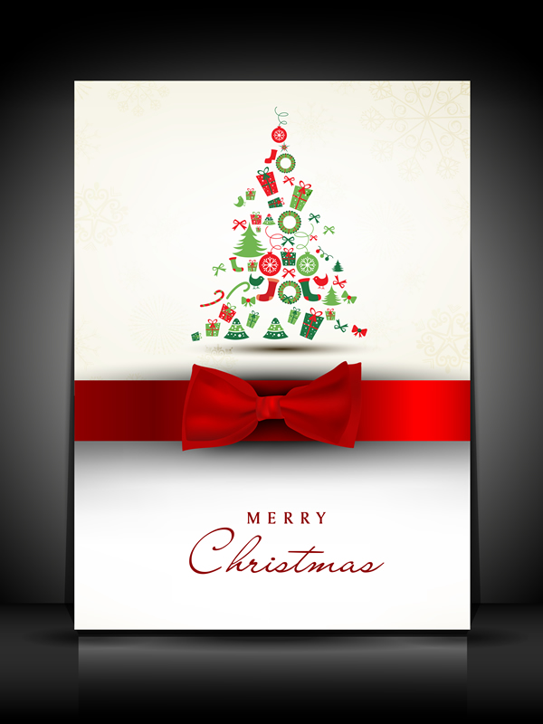 Lovely Christmas Cards 1 .