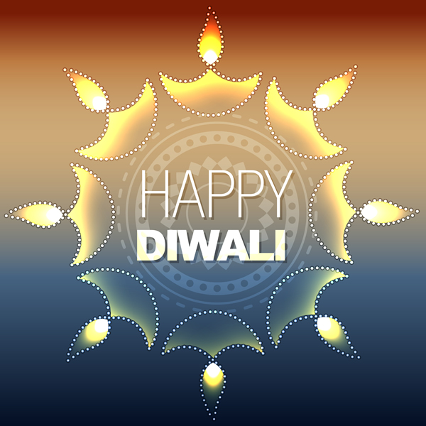 Happy Diwali 45 | Free Vector Graphic Download