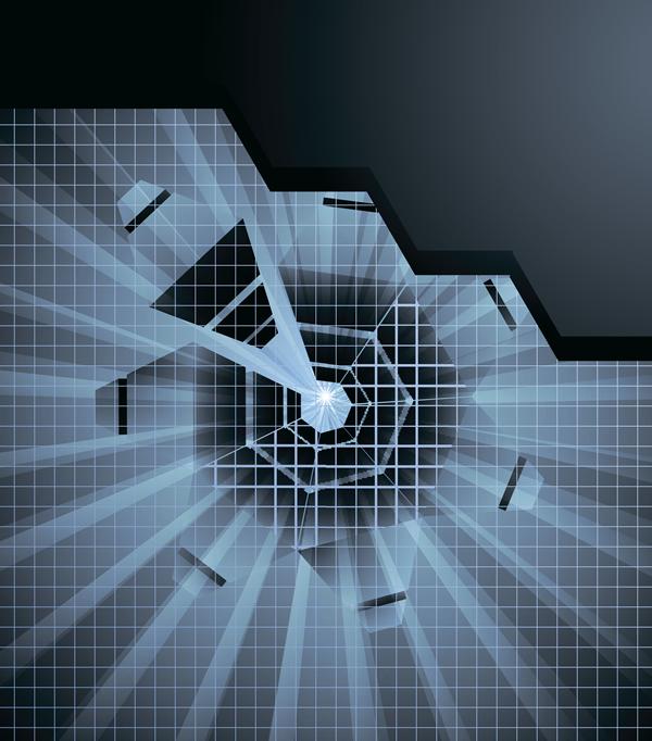 Hi-Tech Background 13