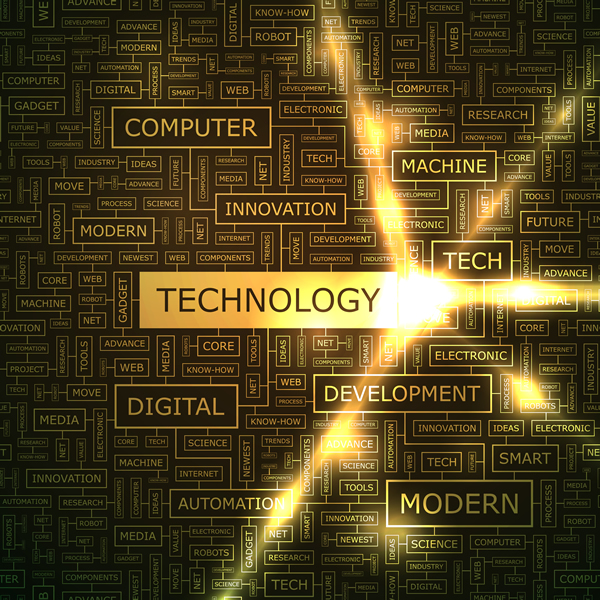 Hi-Tech Background 23