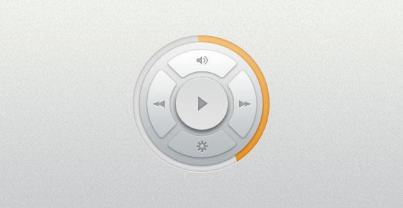 Music Player Widget