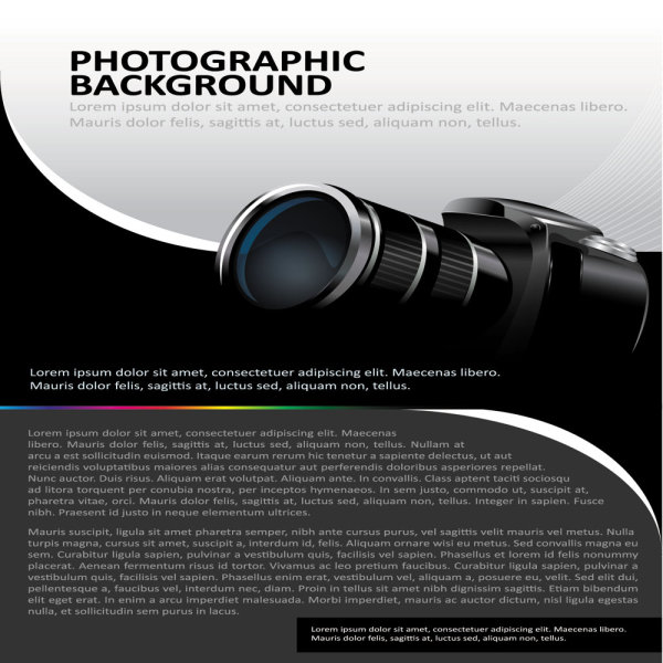 Photographic Background
