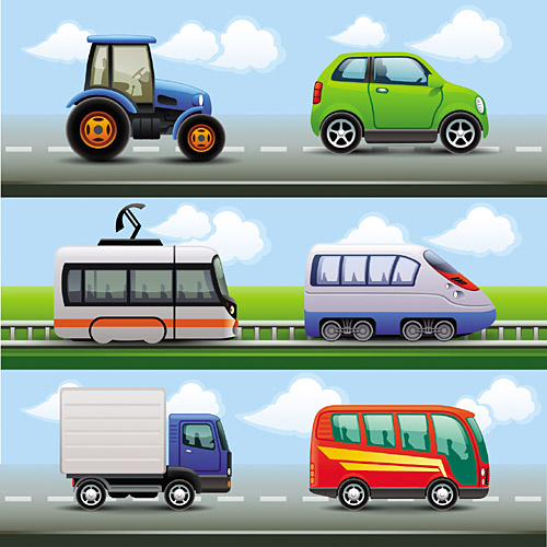 Transport Vehicles 2