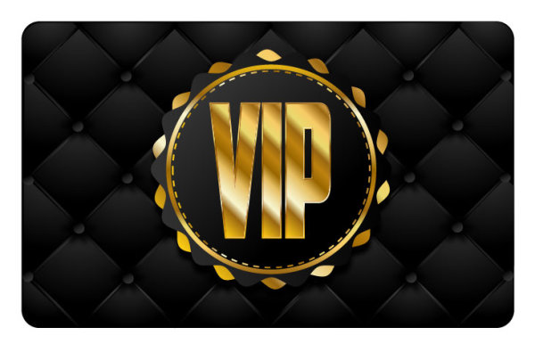 VIP Card 3