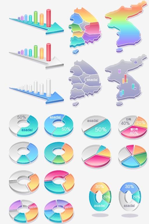 3D Data Chart 2
