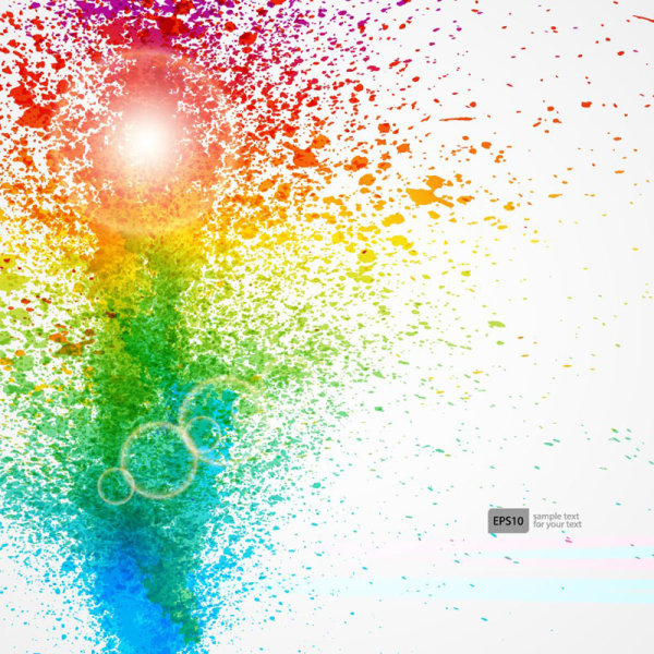 Abstract Colorful Background 2
